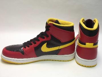 Jordan Retro 1 Hi Og Black Gym Red University Gold Og Black Brianna ... fe6839eefa